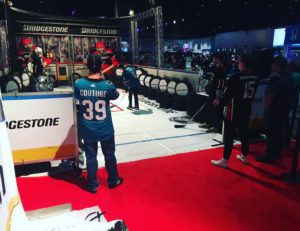 Hypitch Marketing 2019 Bridgestone Slap Shot Challenge