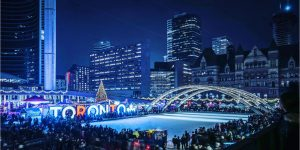 Hypitch Marketing Holiday Fair In Nathan Philips Square