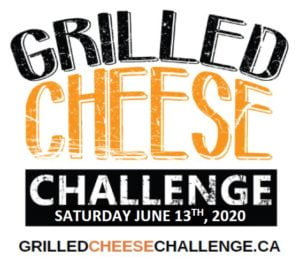 Grilled Cheese Challenge Logo for 2020